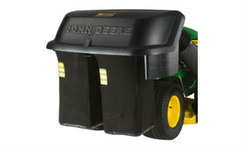John Deere X500 Series Attachments For Leaves and Branch Pick Up